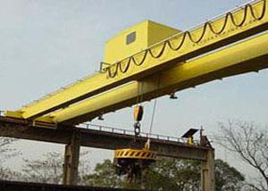 QC电磁桥式起重机